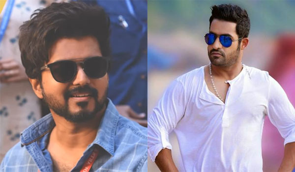 JR-NTR-to-croon-for-Vijays-Kutty-story-in-Telugu