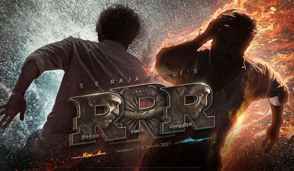 RRR-motion-poster-out-in-5-languages