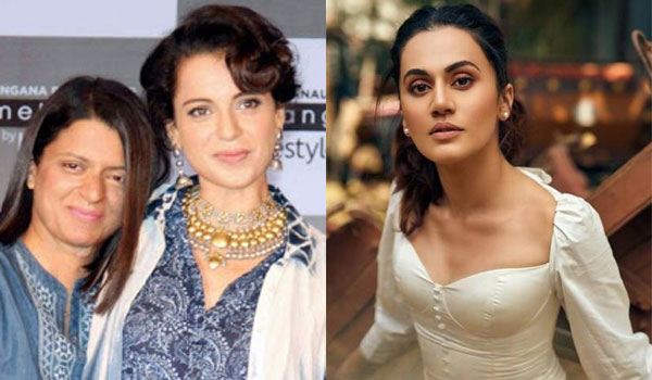 Cold-war-between-Kangana-sister-and-Taapsee