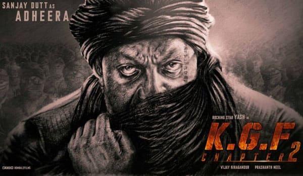 KGF-director-cuts-Sanjay-dutt-fight-portion