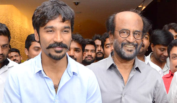 Rajini-says-no-to-Dhanush-film