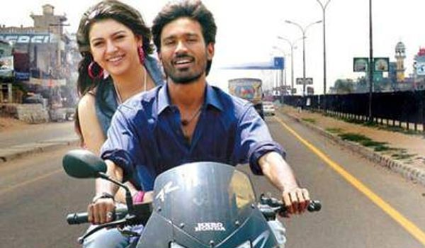 Dhanush---Hansika-to-pair-again