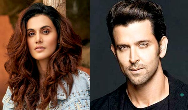 Taapsee-dumbfounded-of-Hrithik-roshans-wish