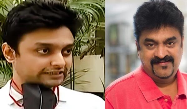 Actor-chinni-jayanth-son-pass-in-civil-service-exam