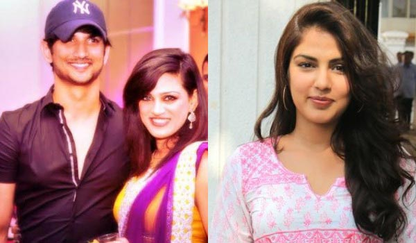 Sushant-sister-misbehave-with-me-says-Rheka
