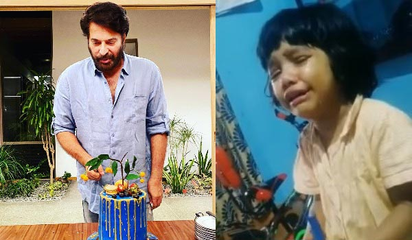 5-year-old-girl-cry-to-celebrate-mammootty-birthday