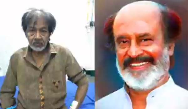 Another-fan-in-hospital-:-Rajini-ask-about-his-health-via-phone