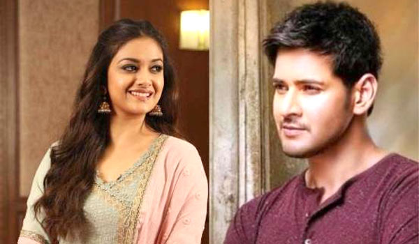 Keerthi-suresh-confirmed-on-Mahesh-babu-movie