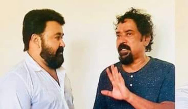 Santhosh-shivan-working-in-Mohanlal-film-after-21-years