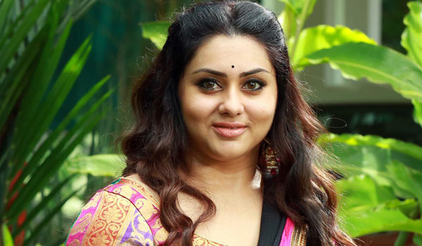 Namitha-turn-as-producer