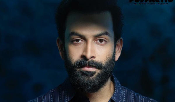 Prithviraj-backs-to-shoot-after-recover-from-Covid-19