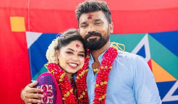 kattrin-mozhli-actress-vaishnavi-gets-marriage-with-her-lover