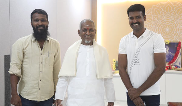 Soori-about-working-with-Ilayaraja-and-Vetrimaran