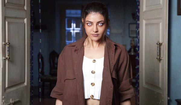 Kajal-shares-acted-as-Ghost