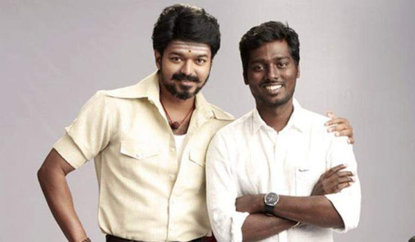 Vijay-recommends-Atlee