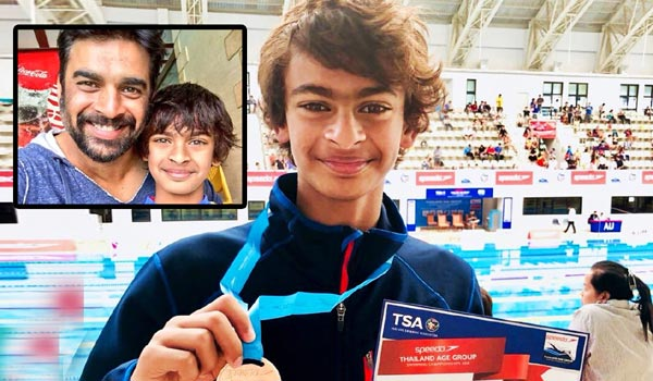 Madhavan-son-won-medal-in-swimming