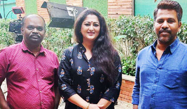 Actress-Rekha-Krishnappa-backs-to-serial