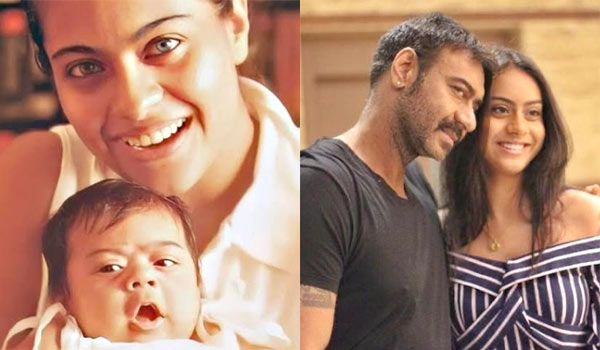 Kajol-and-Ajay-birthday-wishes-to-their-daughter