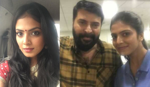 Mammootty-is-the-reason-that-she-come-to-cinema-says-Malavika-mohanan