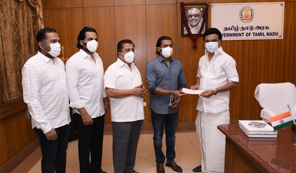 Suriya-family-starts-corona-relief-fund-:-Who-will-be-the-next?