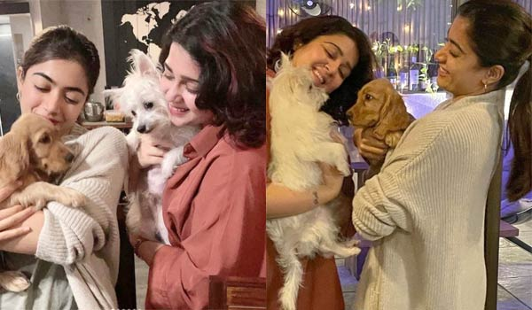When-AURA-meets-ITEM-,-Raashmika-become-new-mom
