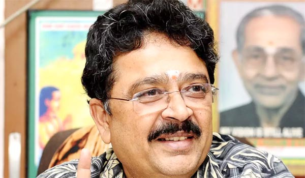 SVE-Sekar-reply-who-are-all-opposing-cinematograph-amendment-bill
