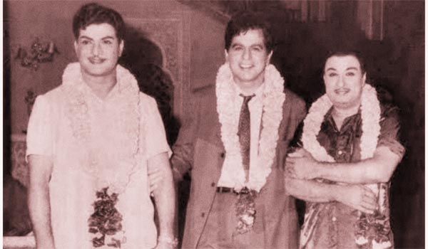 Dilip-kumar-good-friendship-with-MGR-and-NTR