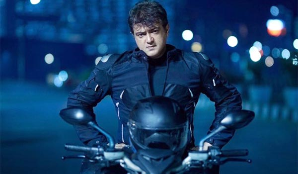 Ajith-fans-welcome-Valimai-new-still