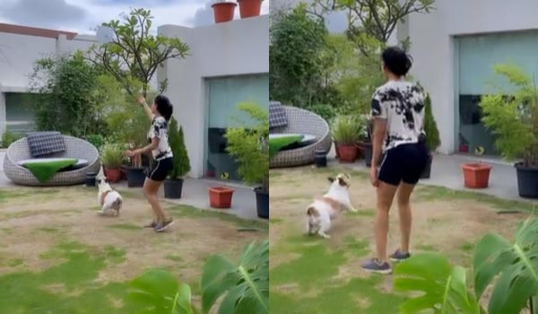 Samantha-playing-with-dog-video-goes-viral