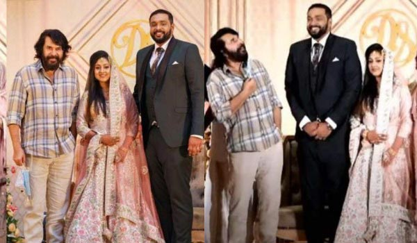 Mammootty-was-astonished-to-see-the-height-of-the-groom