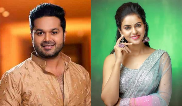 Sanjeev---Chaitra-reddy-to-pair-new-serial