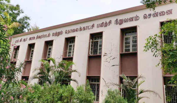 MGR-Film-institute-chennai-name-changed