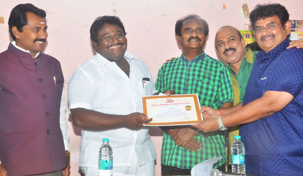 TV-union-members-takes-charge