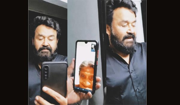 Mohanlal-surprised-80-year-old-lady