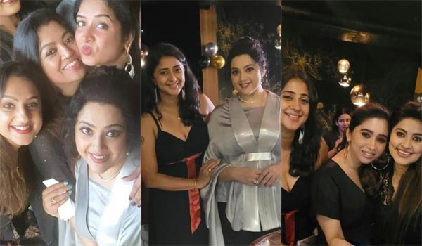 Meena-celebrated-her-birthday-with-party
