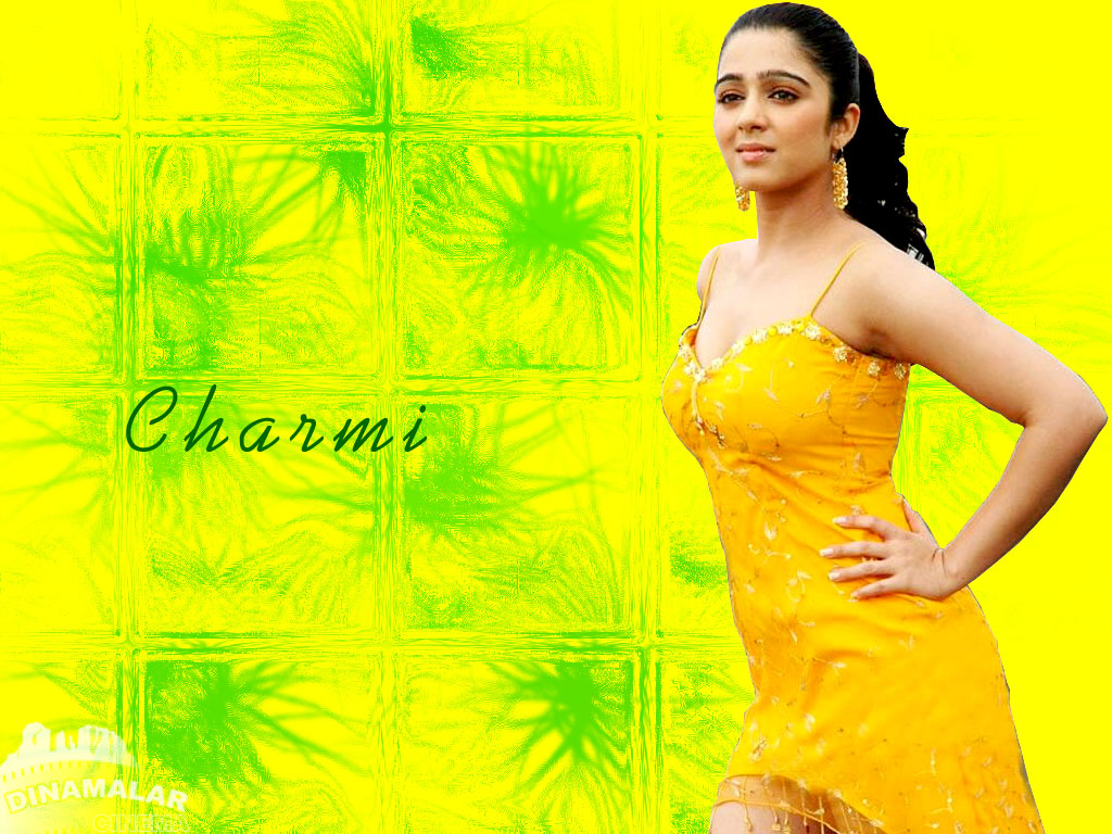 Tamil Actress Wall paper Charmy