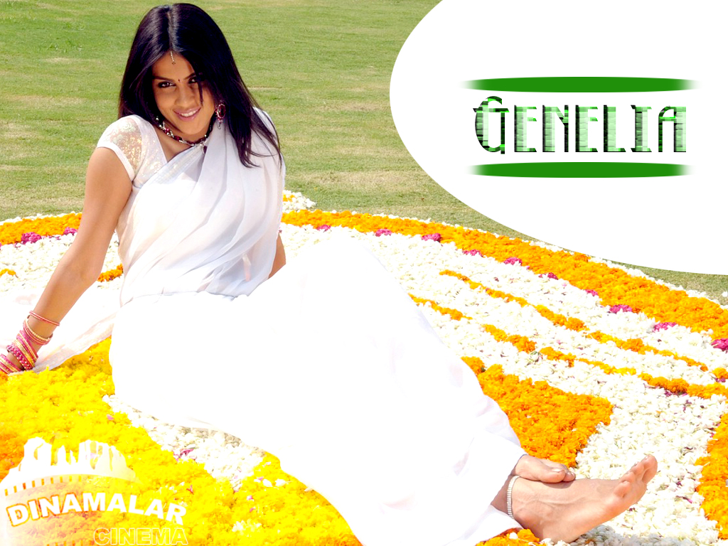 Tamil Actress Wall paper Geniliya