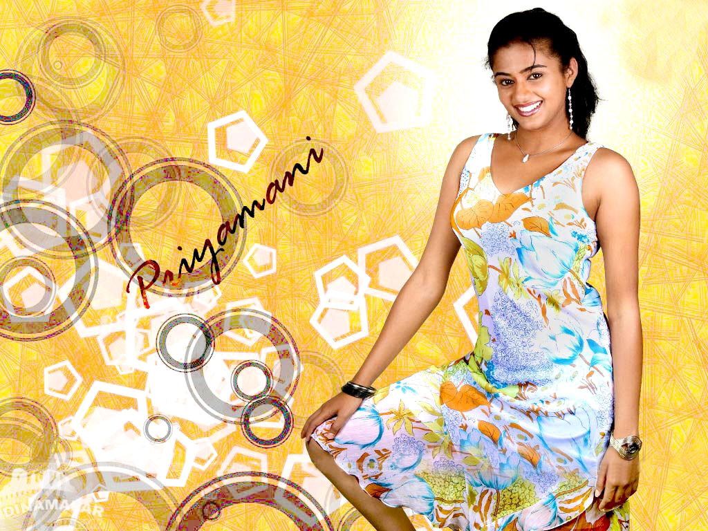 Tamil Actress Wall paper priyamani