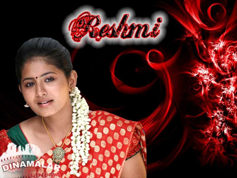 Tamil Cinema Wall paper Reshmi
