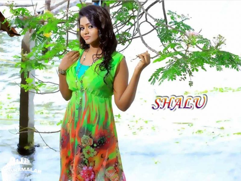 Tamil Cinema Wall paper Shalu