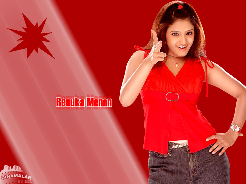 Tamil Actress Wall paper Renuka menon