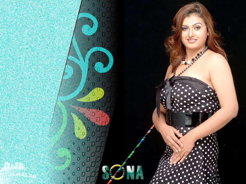 Tamil Actress Wall paper Sona