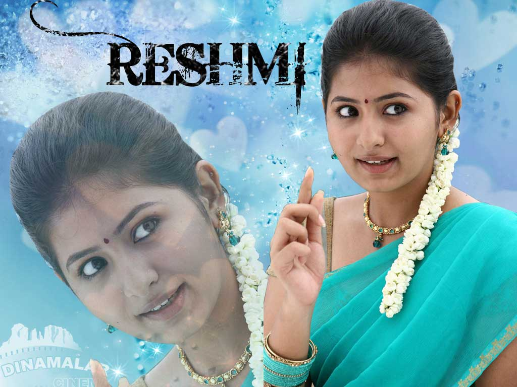 Tamil Actress Wall paper Reshmi