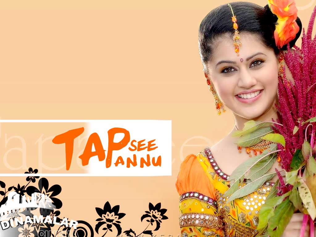 Tamil Actress Wall paper Tapsee pannu