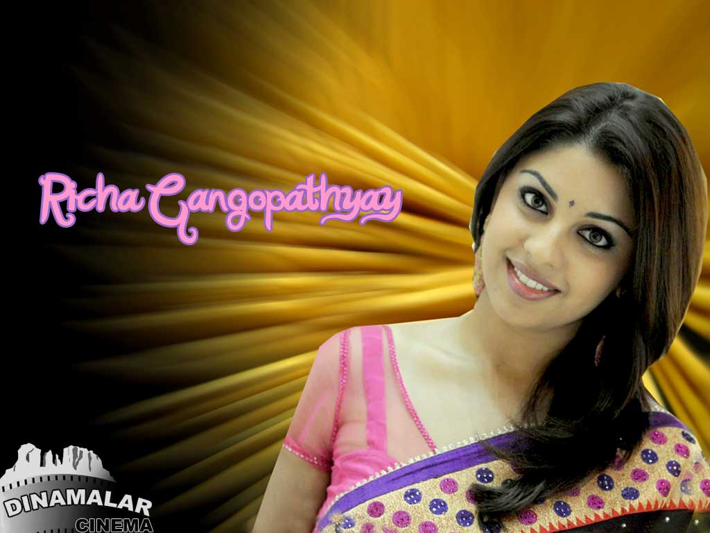 Tamil Actress Wall paper richa gangopadhyay