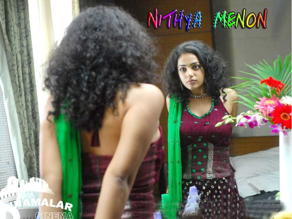 Tamil Actress Wall paper Nithya Menon